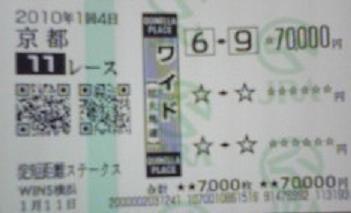 2010 淀短距離S レディールージュ-エイシンタイガー