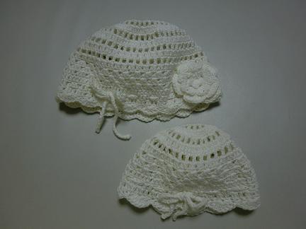 赤ちゃんの帽子(2)