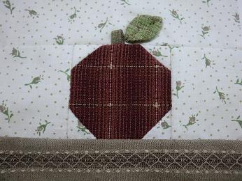 りんごのパターン
