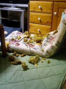 座椅子 破壊王
