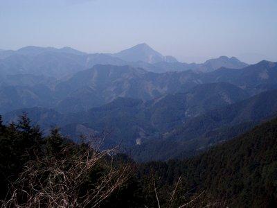 グリーンラインより武甲山