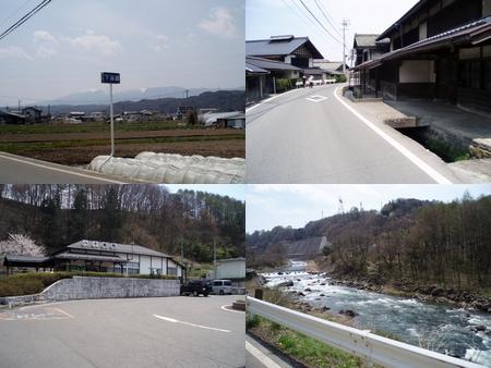 信濃路・千曲川