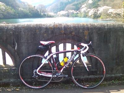 円良田湖にてCento1