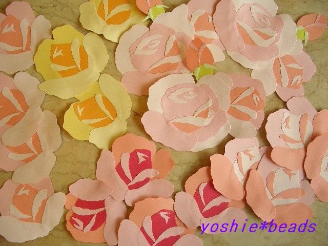 並べてみると、なかなか華やか ... : かわいい折り紙作り方 : すべての折り紙