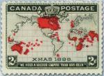 世界最初のクリスマス切手