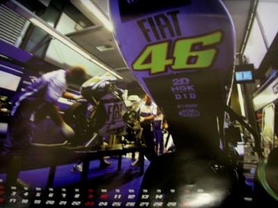 '11レーシングカレンダー