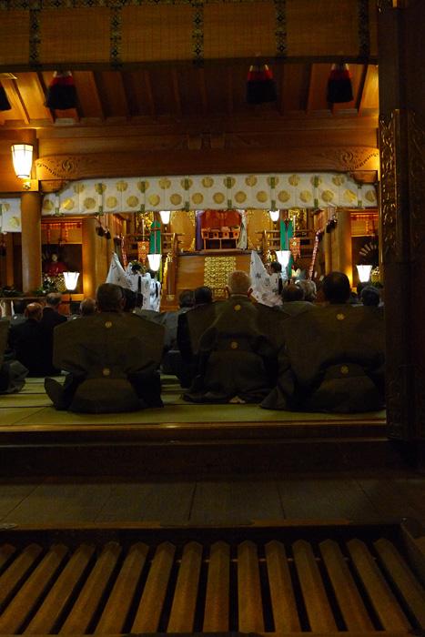 桜山八幡神社 遷宮祭 舞 巫女 日之本元極
