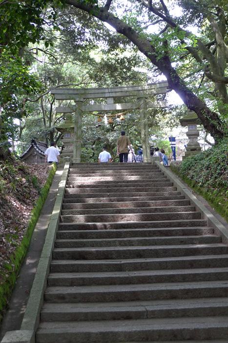 石川県 金沢市 波自加弥神社