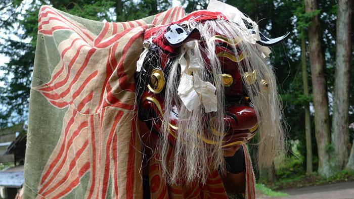 獅子舞 村祭り ひだ 高山