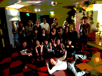 yuj8DX 2010忘年会 in エルマンゴ