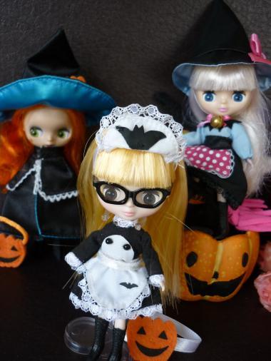 ハロウィンの仮装だよ!