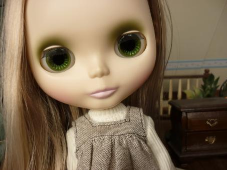 ミルフィーユちゃんは写真写りが悪い。