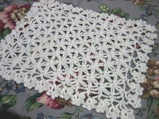 コットン編みもの1
