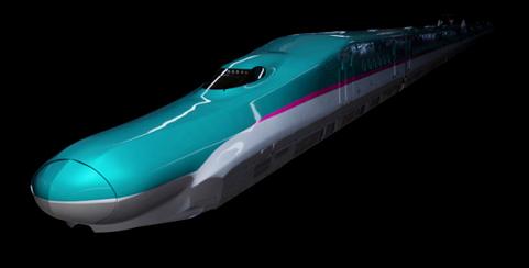ミク新幹線