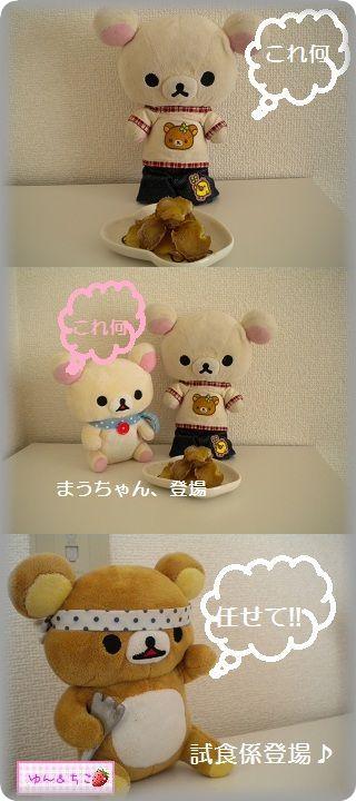 ちこちゃん日記71★作ってみました★-2