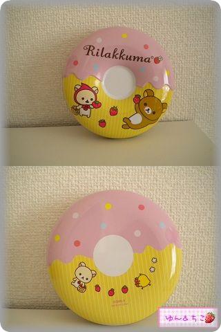 リラックマチョコレート缶~ドーナツ~-2