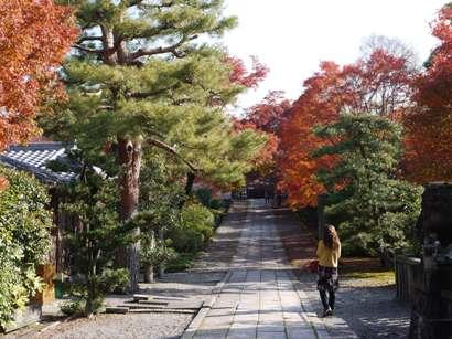 '09京都紅葉狩り 006