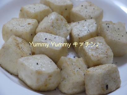 decoさんのスナック豆腐♪