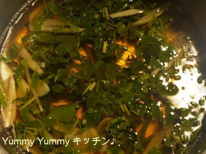 七草スープ♪