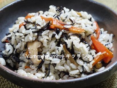 ひじき寿司♪