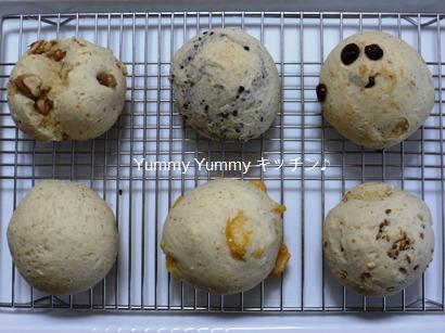 豆腐でパンミックスでパン作り♪