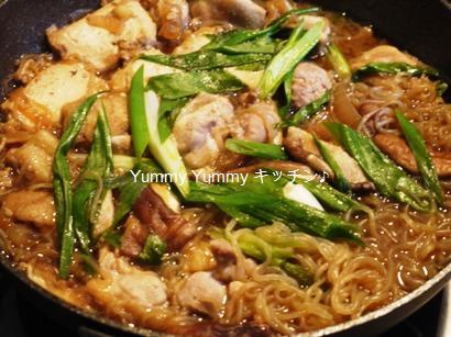 鶏すき鍋♪