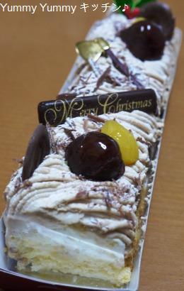 2010クリスマスケーキ♪