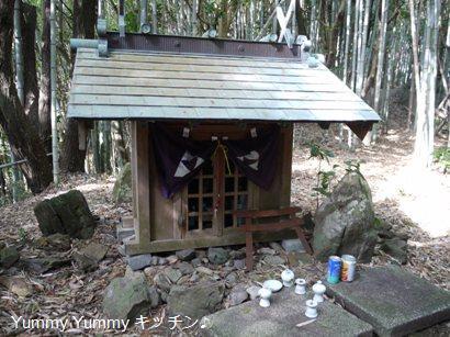 湯浅城跡社