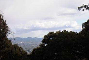 松尾寺からの風景ブログ用
