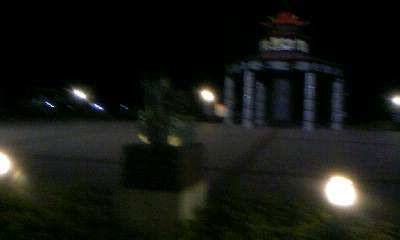 夜のがめさん公園