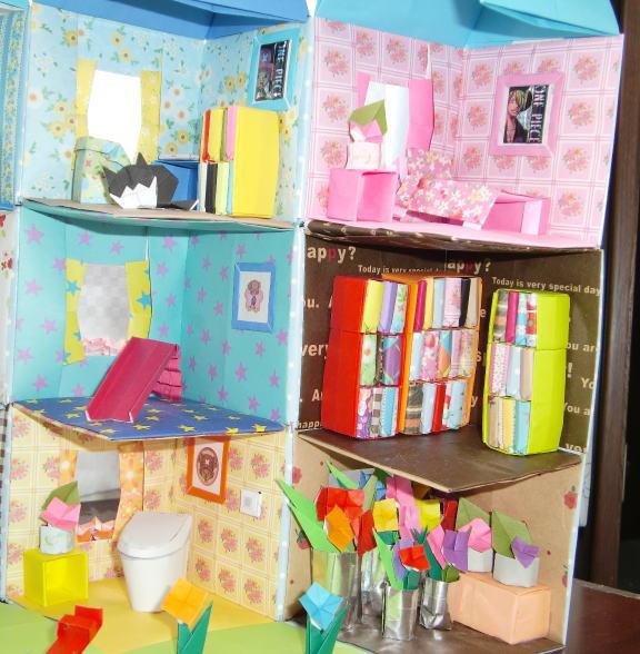 ハート 折り紙:折り紙 本の作り方-yurukunainee.blog134.fc2.com