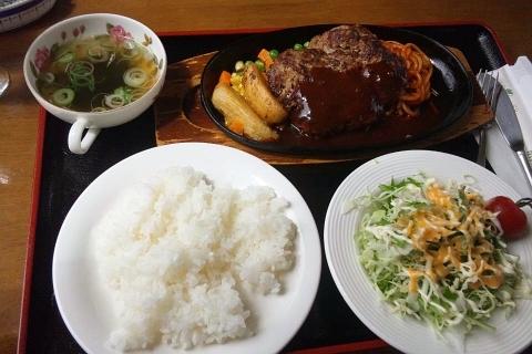 2011年GW知床オフ会 食事編1