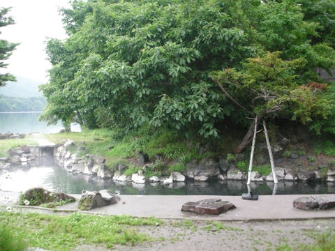2011年7月 和琴露天風呂5