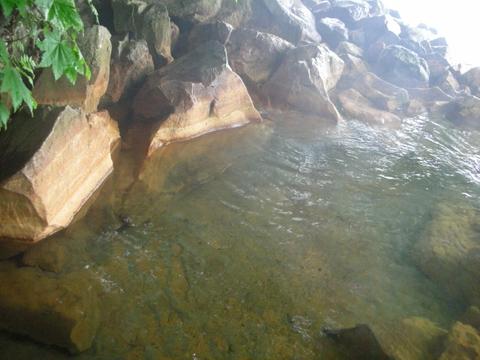 2011年7月 奥の湯4