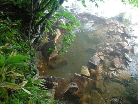 2011年7月 奥の湯1