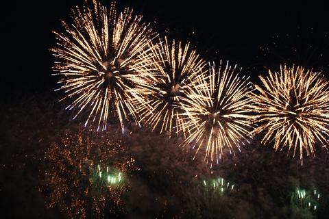 2011年 勝毎花火大会4