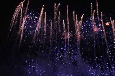 2011年 勝毎花火大会6