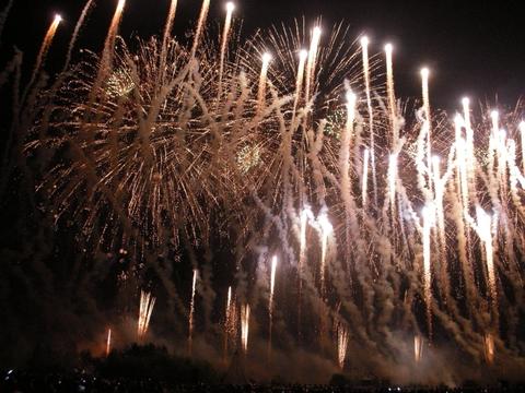 2011年 勝毎花火大会7