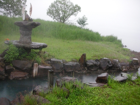 2011年7月 池の湯4