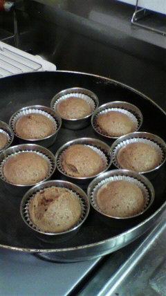 ムシケーキ