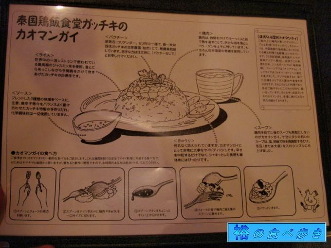 食べ方指南