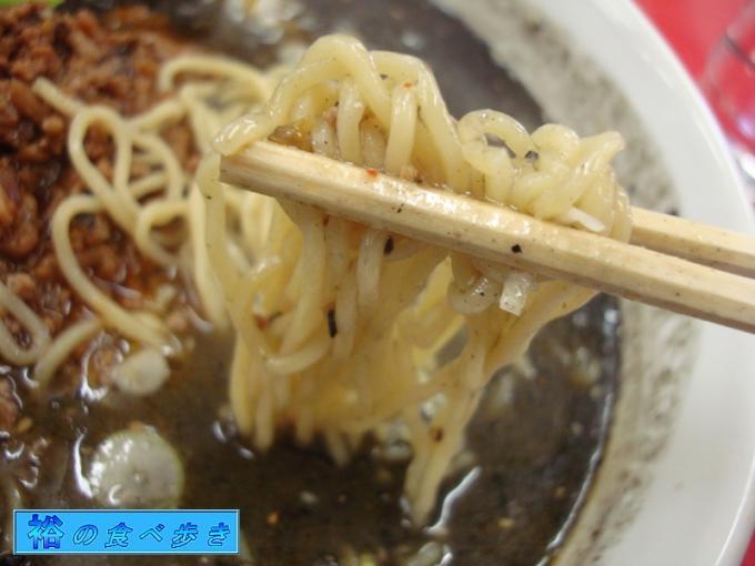 麺との絡み