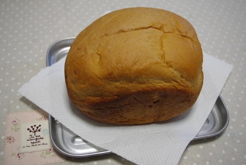 コーヒー食パン♪①