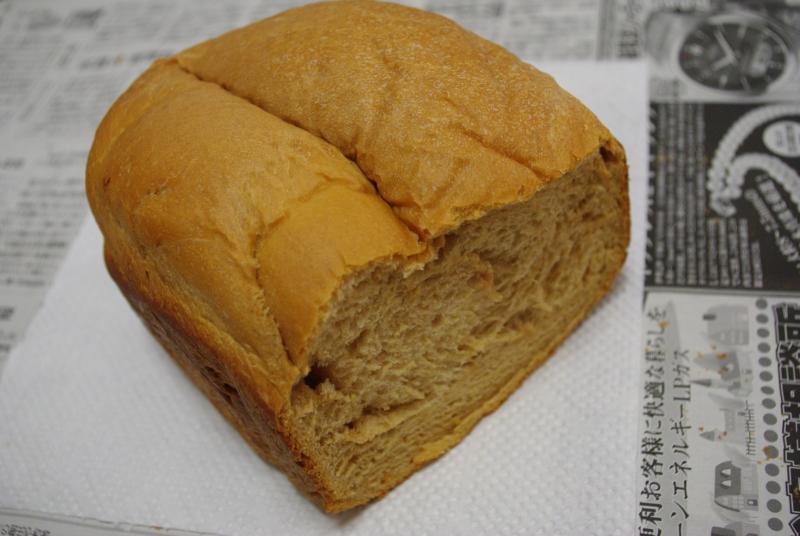 コーヒー食パン♪②