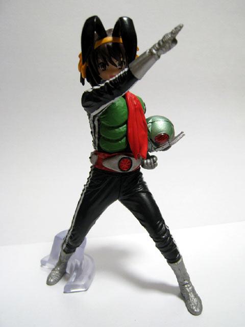 仮面ライダーハルヒ-02