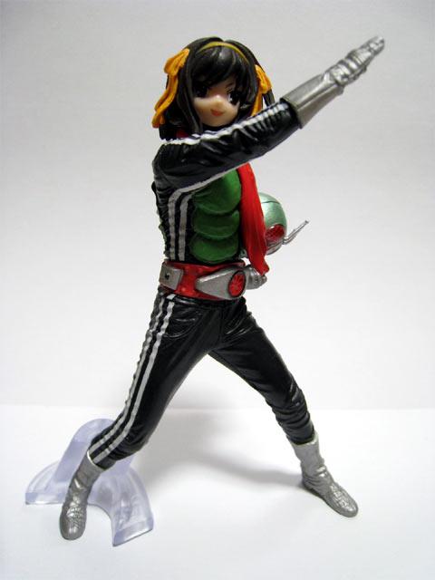 仮面ライダーハルヒ-01