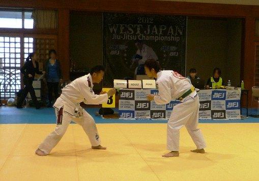 ウェスト・ジャパン柔術大会2012 (1)