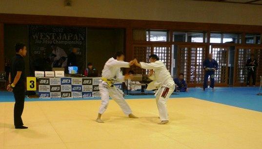 ウェスト・ジャパン柔術大会2012 (2)