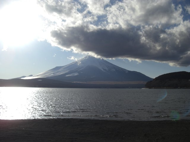 富士山(山中湖1)