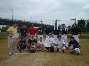 2010各職連合ソフトボール大会3